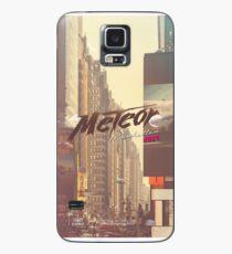 Meteor Manhattan 2019 (Single) Case/Skin for Samsung Galaxy