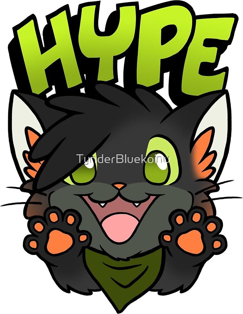 Sushi Hype! by TynderBluekoinu