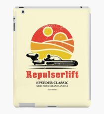 Speeder Classic iPad Case/Skin
