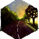 sunbound road by catterfly