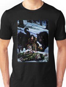 Dark Ages Cover Art: Werewolf: The Dark Ages Unisex T-Shirt