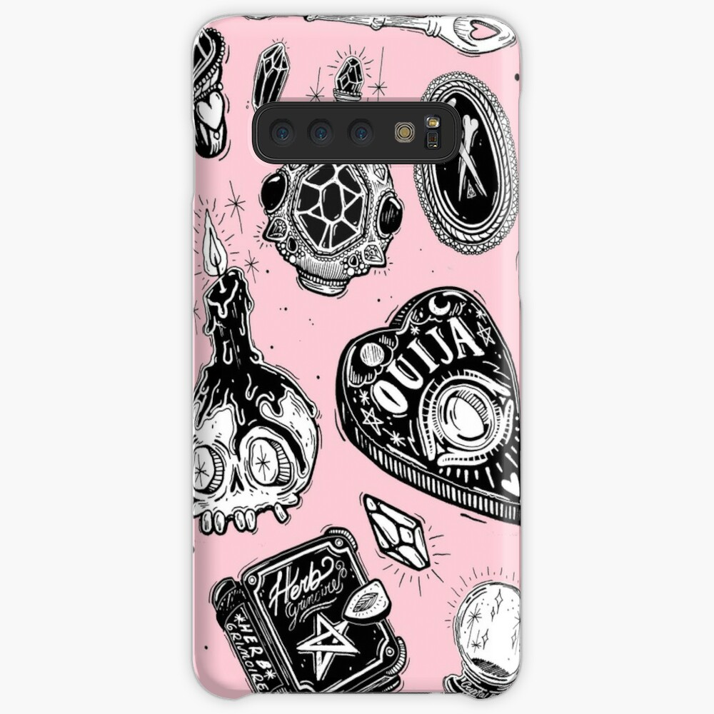 Witchy  Case & Skin for Samsung Galaxy
