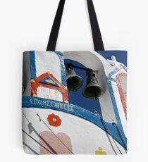 Thirassia School Church Tote Bag