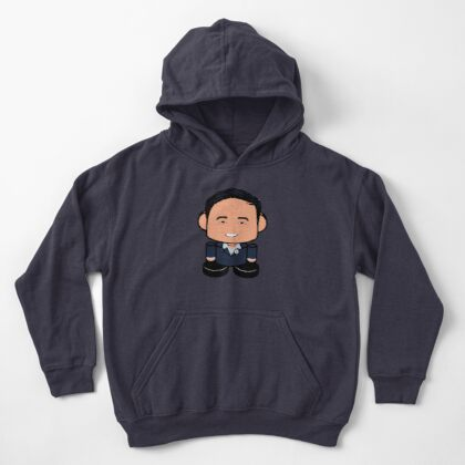 Yangster POLITICO'BOT Toy Robot Kids Pullover Hoodie