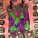 Mahogany Tree of Life, Behold by hdettman