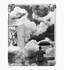 Black & White Collection -- Heaven's Door iPad Case/Skin
