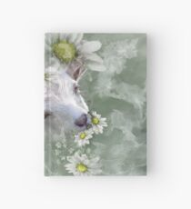 Don't Eat the Daisies Baby Goat Hardcover Journal