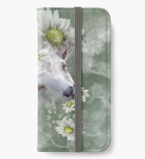 Don't Eat the Daisies Baby Goat iPhone Wallet/Case/Skin