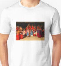 Masai ritual Unisex T-Shirt