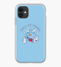 Bull of Cereal iPhone Case