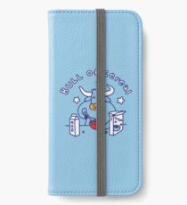 Bull of Cereal iPhone Wallet/Case/Skin