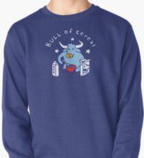 Bull of Cereal Pullover Sweatshirt
