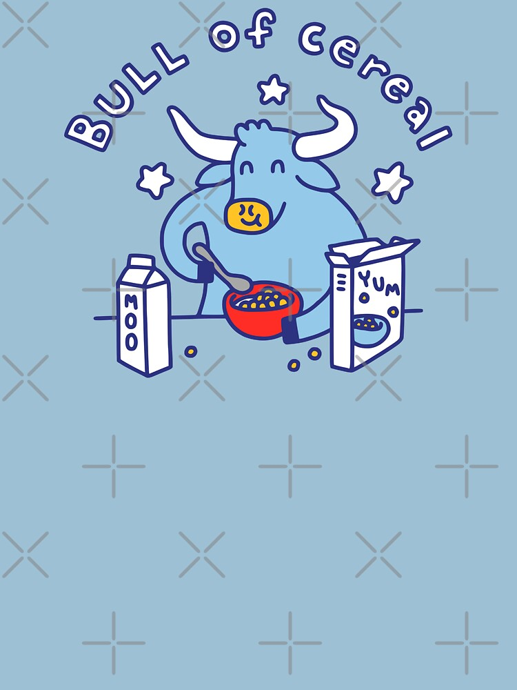 Bull of Cereal by obinsun