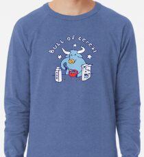 Bull of Cereal Lightweight Sweatshirt
