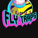 Venus Fly Traps of the Outer Space Ball League by landonrwilson
