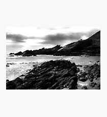 Collieston Beach, Aberdeenshire Photographic Print