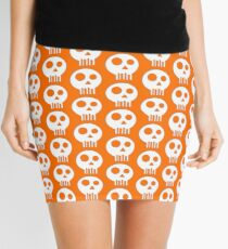 Shadow Skull Mini Skirt
