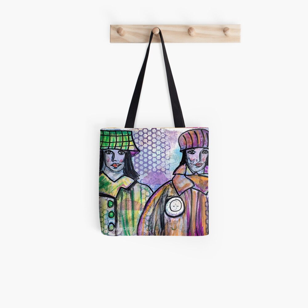 They were Jekyll and Hyde Tote Bag