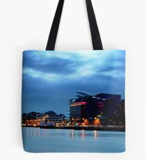 Convention centre Tote Bag