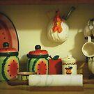 Country Kitchen by Linda Miller Gesualdo