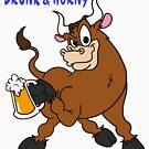 Bull Horn-y by joeybear