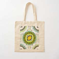 Beach Style for the Maiden Cotton Tote Bag
