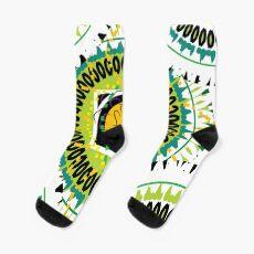 Beach Style for the Maiden Socks