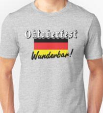 Oktoberfest Wunderbar T-Shirt