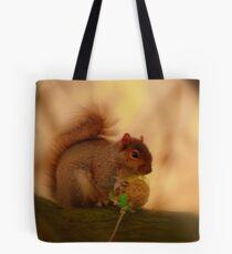 Bird Food Thief ! Tote Bag