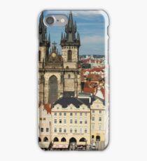 Prague Old Town Square - Prague, CZ iPhone Case/Skin