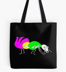 Brightly Colored Ant Tote Bag