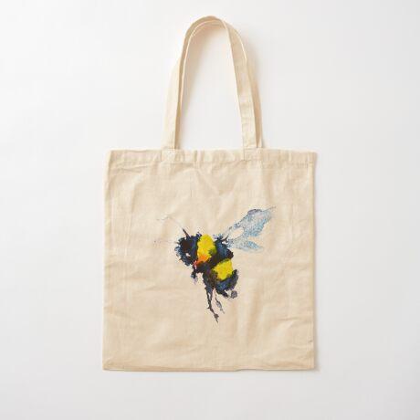 BAANTAL / Pollinate / Bee Cotton Tote Bag