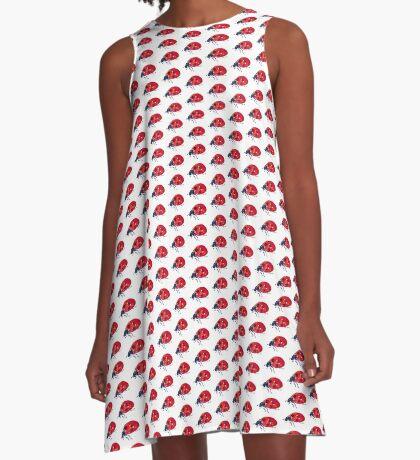 BAANTAL / Pollinate / Ladybird A-Line Dress