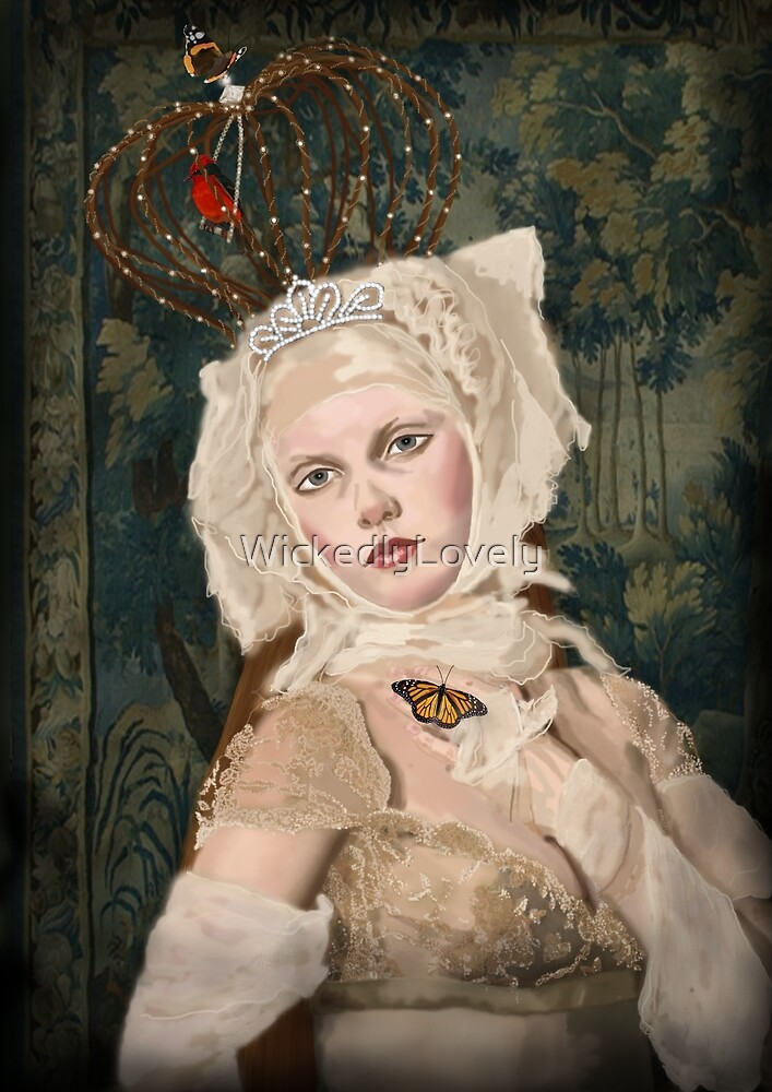Aveline, (Vampire Ball)  by WickedlyLovely