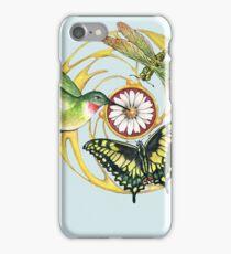 Circle of Flight iPhone Case/Skin