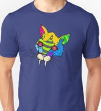 Cat Head Unisex T-Shirt