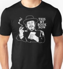 The Knick - This My Book Now T-Shirt