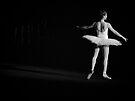 Ballerina by Extraordinary Light
