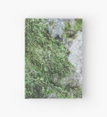 Mossy Stone Hardcover Journal