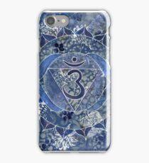 Sixth Chakra Mandala  iPhone Case/Skin