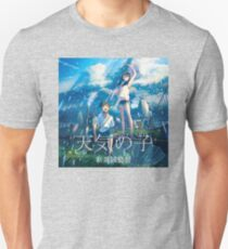Weathering With You - 天気の子 Slim Fit T-Shirt
