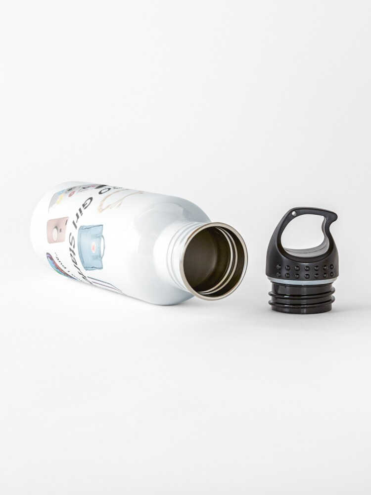Alternate view of vsco girl starter pack Water Bottle