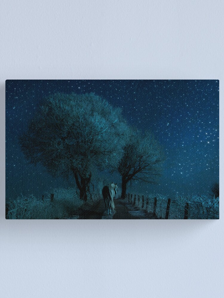 Alternate view of Solo Canvas Print