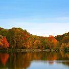 Autumn on the Lake by Catherine Mardix