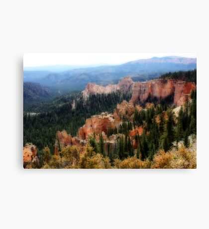 Bryce Canyon #3 Canvas Print