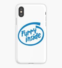 Furry Inside iPhone Case/Skin
