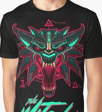 Der Hexer 2077 Grafik T-Shirt