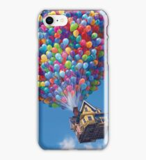 The House from Up iPhone Case/Skin