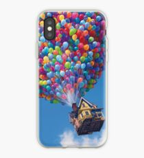 The House from Up iPhone Case