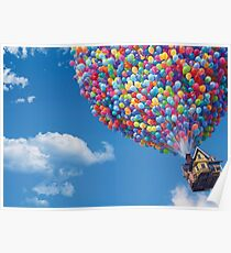 The House from Up Poster